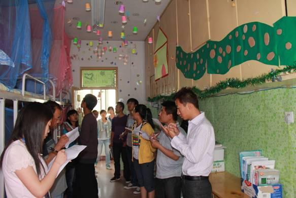 植物科学学院成功举办宿舍设计大赛-塔里木大学植物